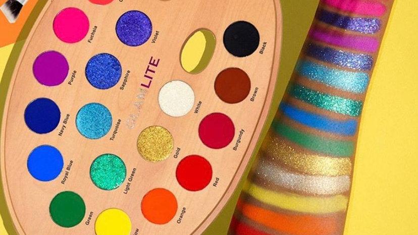 The Paint palette