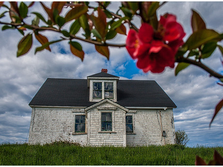 The Most Hauntingly Beautiful Abandoned Homes in Nova Scotia