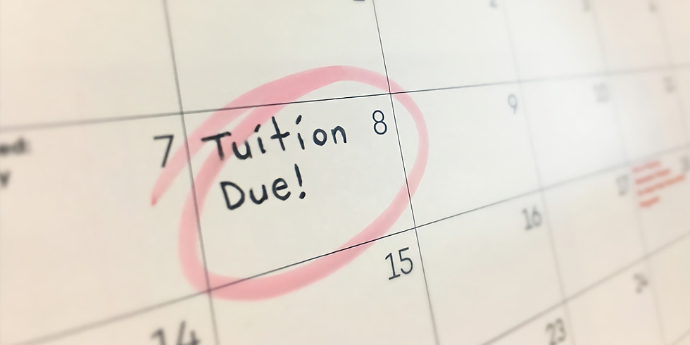 Tuition Due