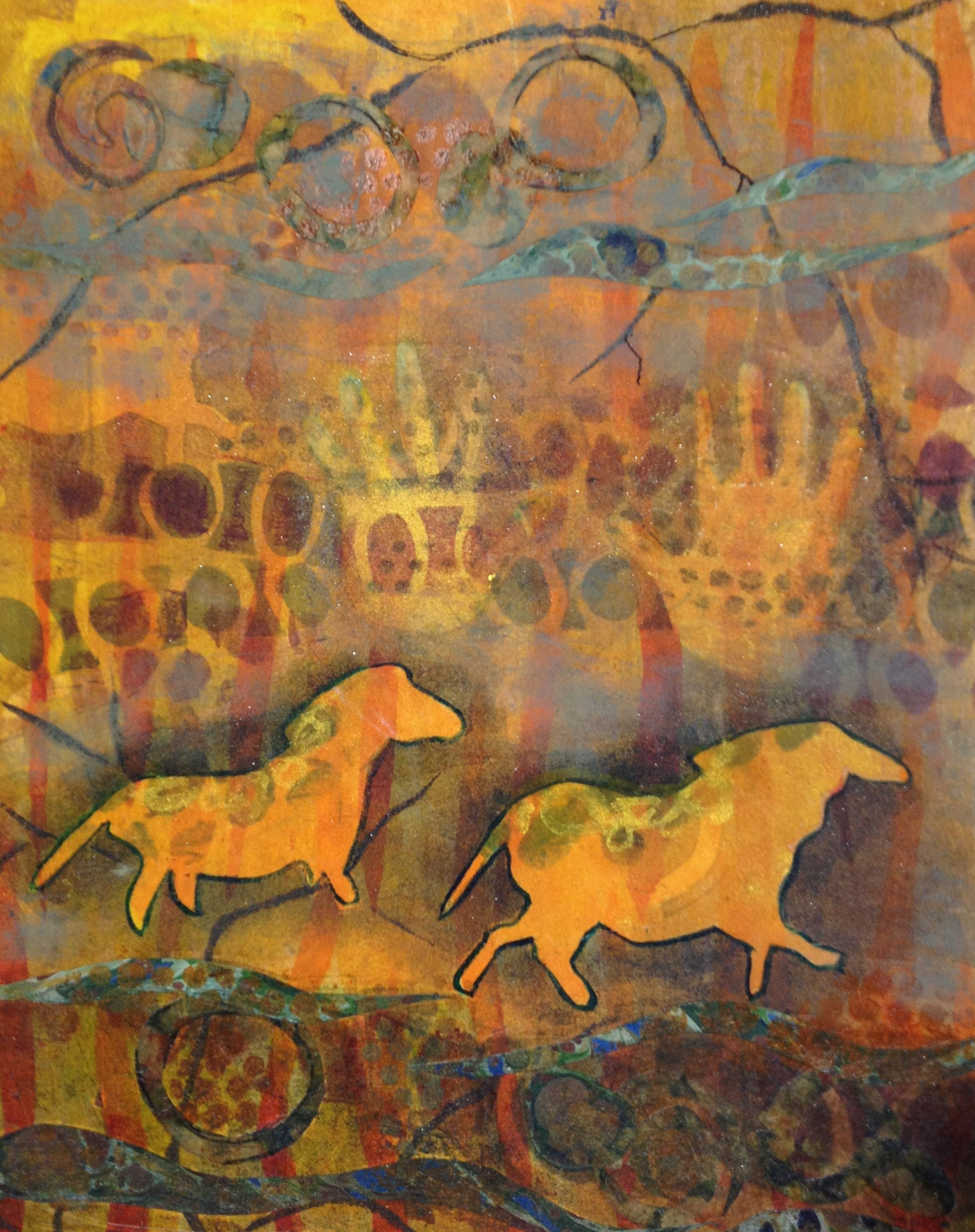 Cave Painting Horses 2.jpg