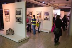 Výstava Londýn Miloně Novotného