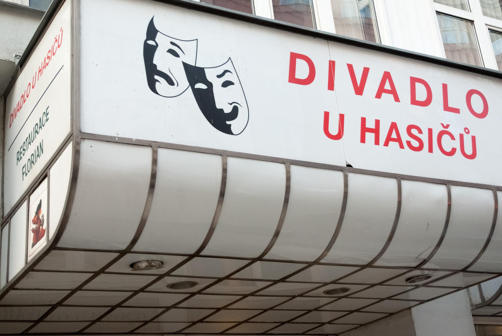 Divadlo U hasičů - Praha