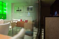 Instalace v kavárně Kina Hvězda