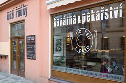 Kavárna Mezi řádky
