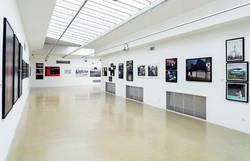 pohled do instalace výstavy