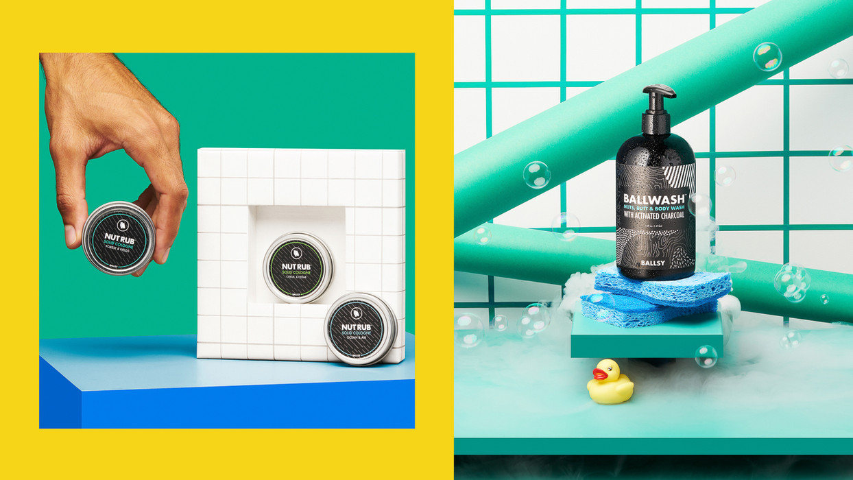 mens soap and body wash products