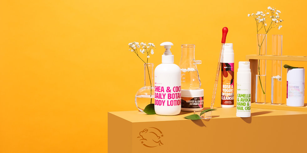 Colourful Product Photography for Cosmetic Brand