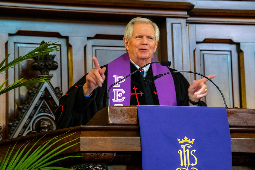 Rev. Dr. Robert Anderson