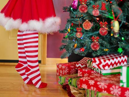 Stammer barnet mer i julen?