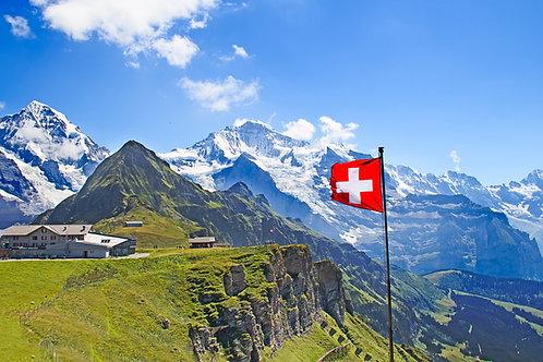 Schweiz - Ewiges Eis unter Palmen