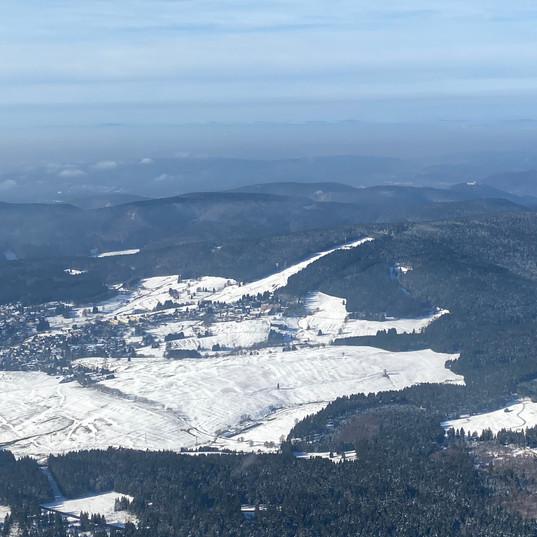 Schmiedefeld Winter