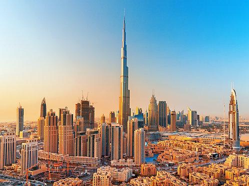 Dubai - Traumreise mit EXPO