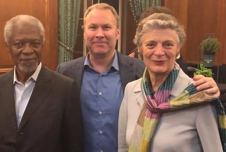 My meeting and experience with Kofi Annan