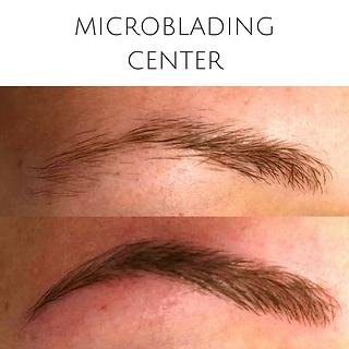 Microblading Genève - Tatouage semi-permanent des sourcils
