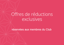 Réduction Club