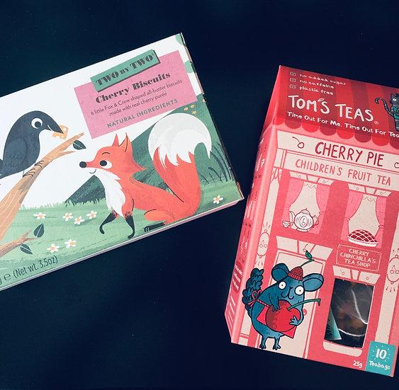 Children's Tea & Biscuits Gift