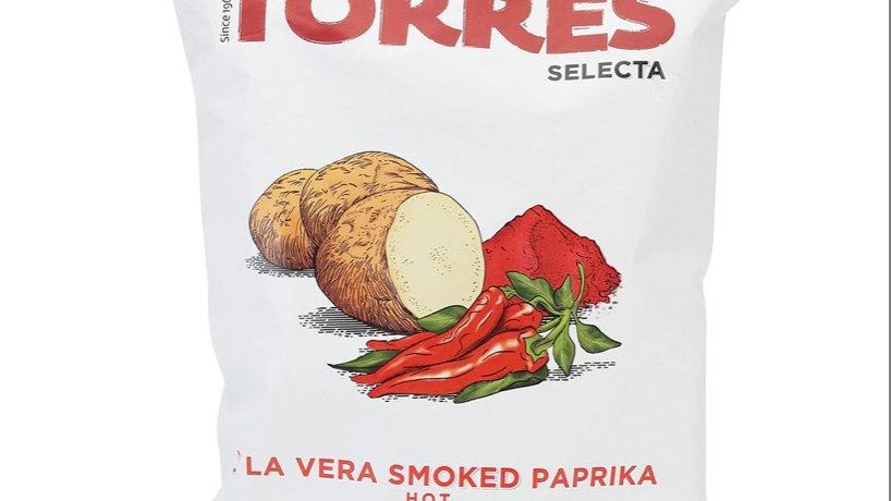 Torres Paprika Crisps