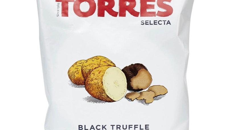 Torres Black Truffle Crisps