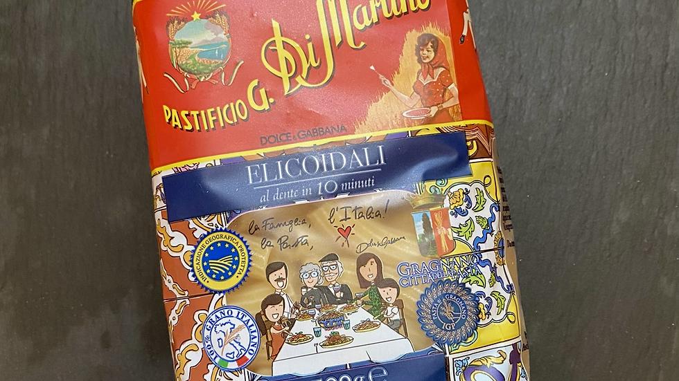 Dolce & Gabbana Di Martino Elocoidali pasta