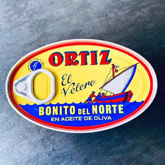 Ortiz Bonito del Norte Tuna