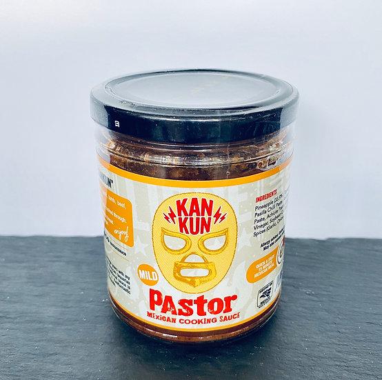 Kan Kun Pastor cooking sauce