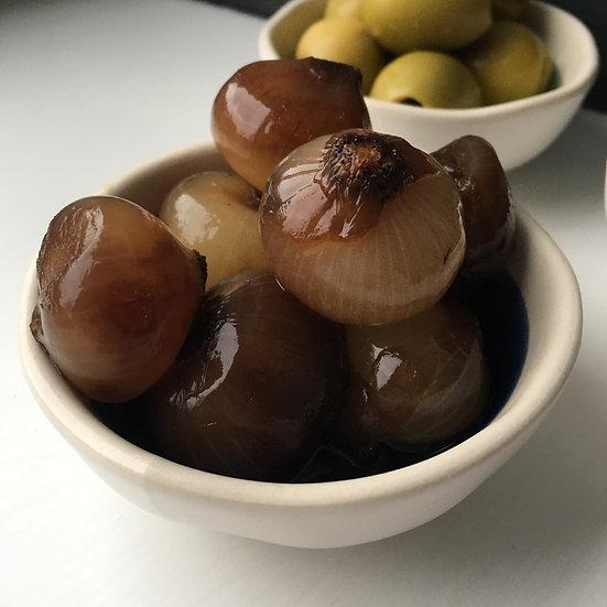 Borretane Balsamic Onions 100g