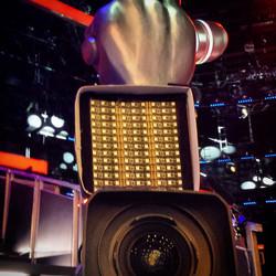 RGB Viper on Camera Light