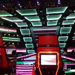 """""""The Voice"""" Blind Audition Canopy"""