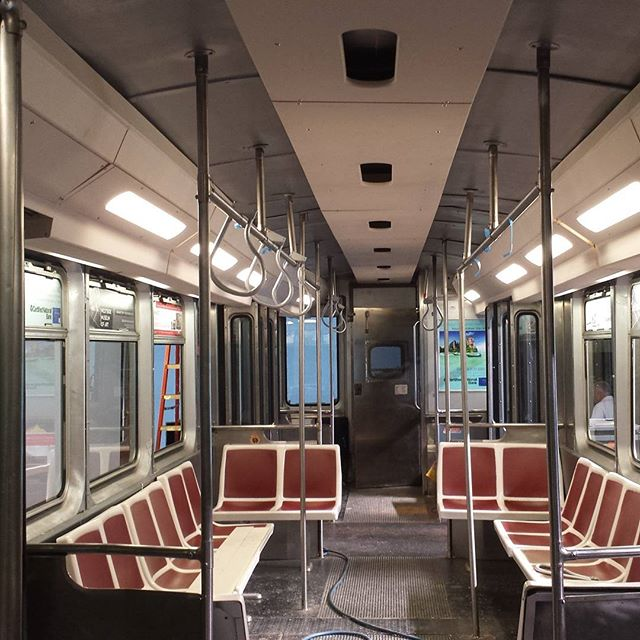 """Scorpion"" Subway car"