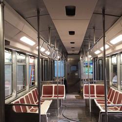 """Scorpion"" Subway car"