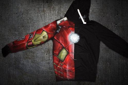Iron Man, traje