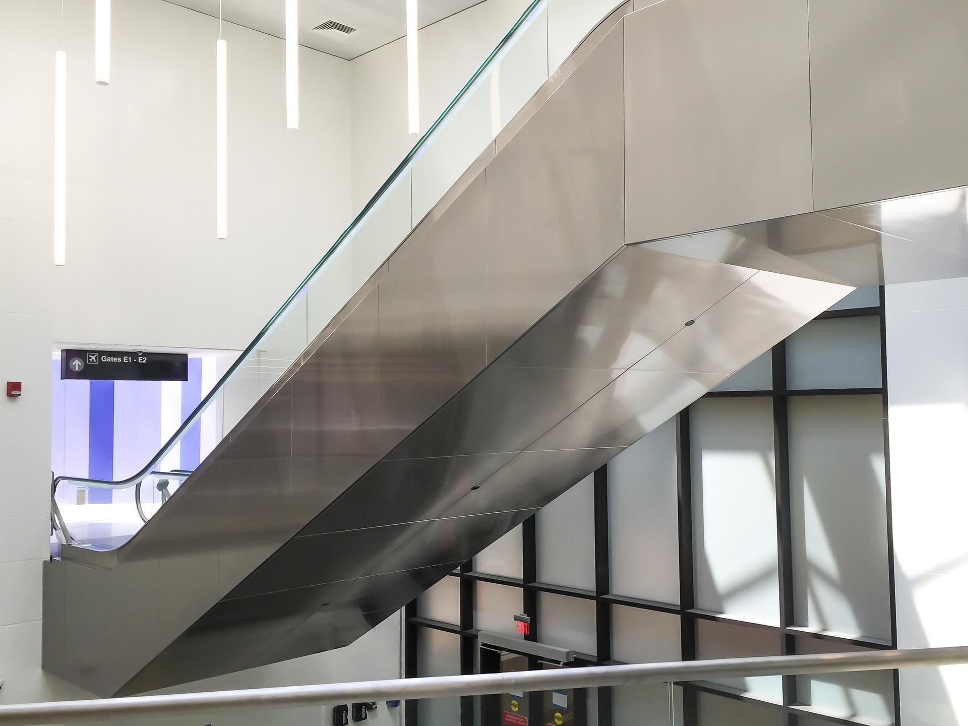 Boston, Logan International Airport