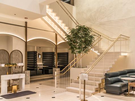 900 N. Michigan Ornamental Stair and Rail