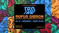 TAD Presents Rufus Gibson