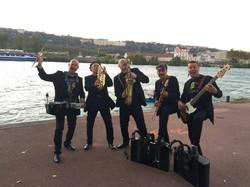 concert nomade fanfare rock