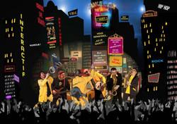 orchestre Mister O JUKEBOX LIVE