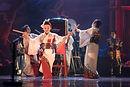 danse des geishas