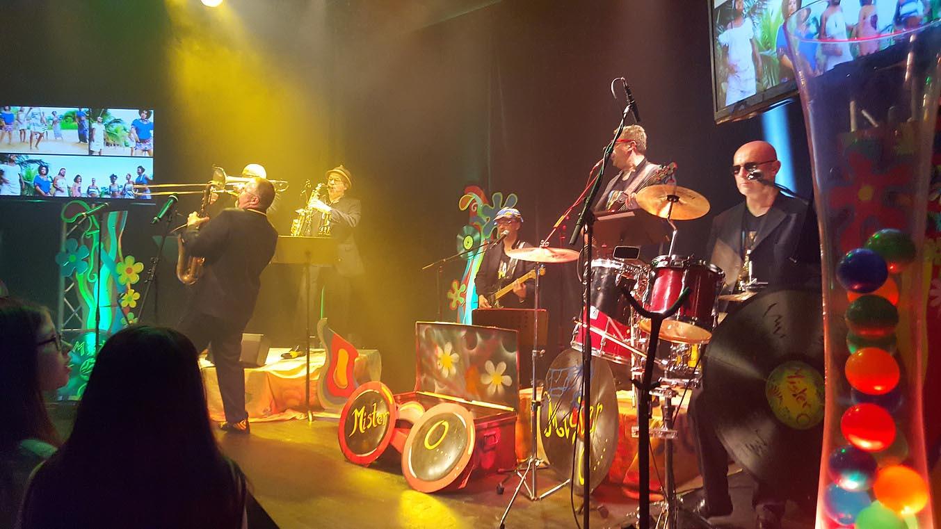 orchestre événementiel