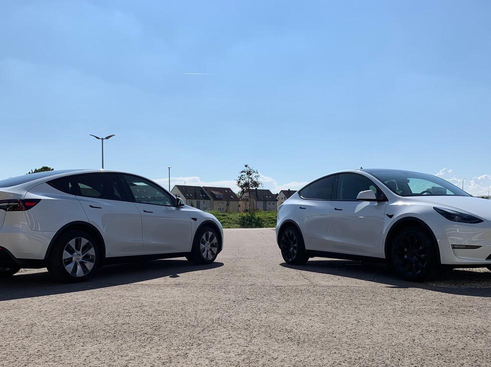Tesla Model Y Jetzt verfügbar!