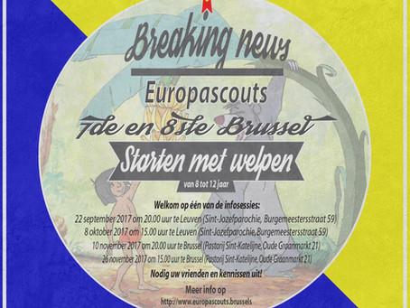 Les 7e et 8e Bruxelles : dernières nouvelles