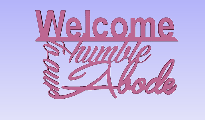 Welcome to Our Humble Adobe