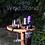 Thumbnail: Folding Picnic Wine Stand