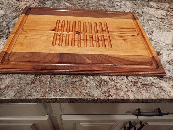 Multi-Hardwood Cutting Boards