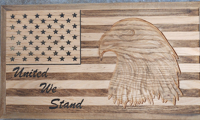 Patriotic Picture/Wall Hanging