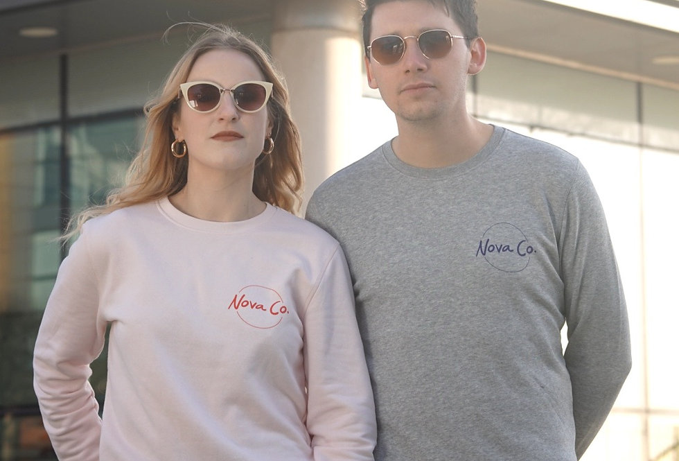 Nova Co. Logo Sweatshirt