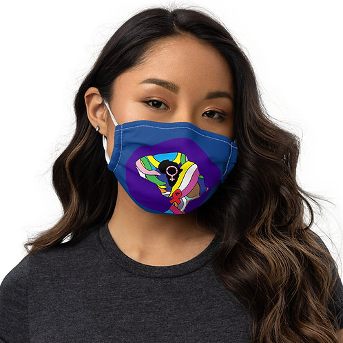 WomenNOW! Face Mask