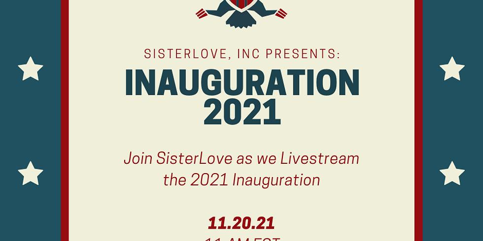 SisterLove Talks: Inauguration 2021