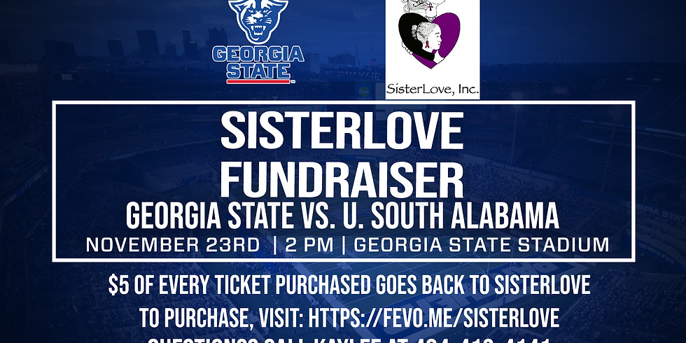 Non-Profit Day with GSU Football!