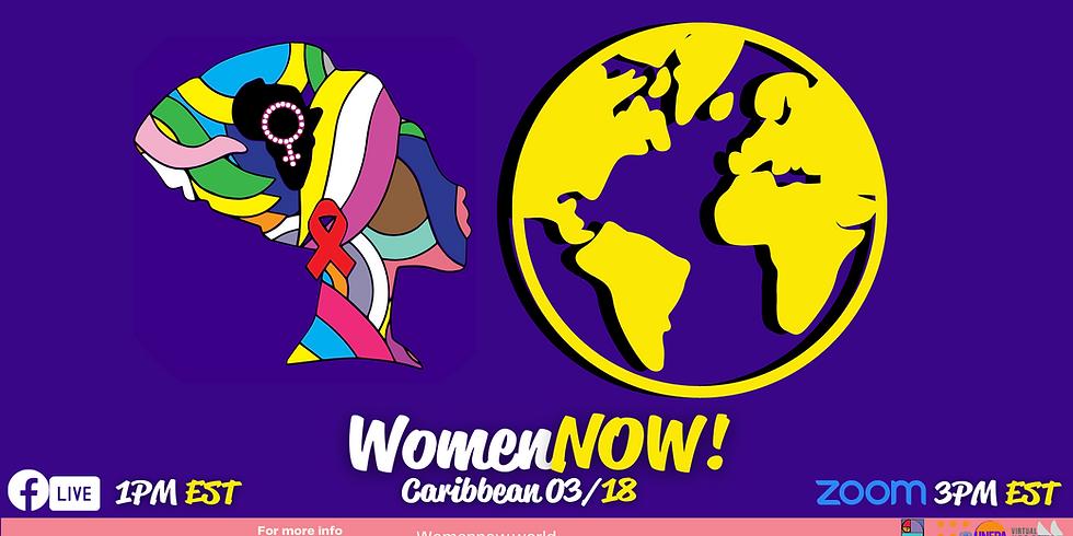 WomenNOW! 2021 Caribbean Virtual Summit
