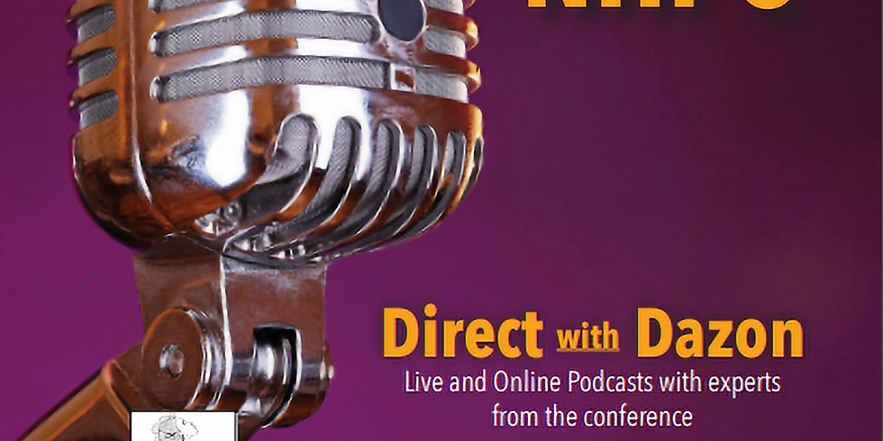Direct with Dazon......Live from the National HIV Prevention Conference